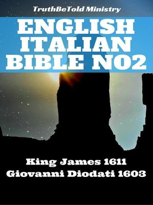cover image of English Italian Bible No2