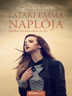 cover image of Pataki Emma naplója
