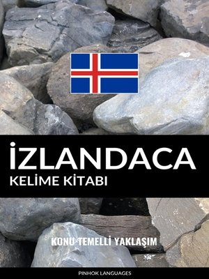 cover image of İzlandaca Kelime Kitabı