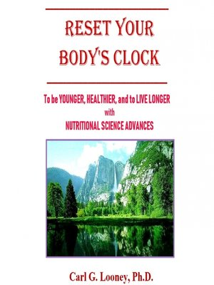 cover image of Reset Your Body's Clock