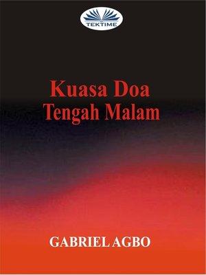 cover image of Kuasa Doa Tengah Malam