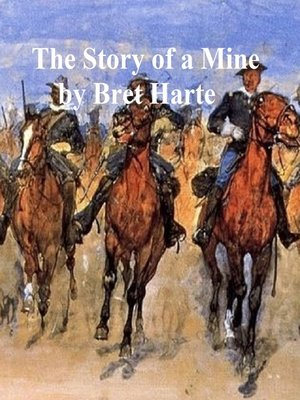 cover image of The Story of a Mine