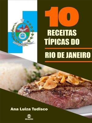 cover image of 10 Receitas típicas do Rio de Janeiro