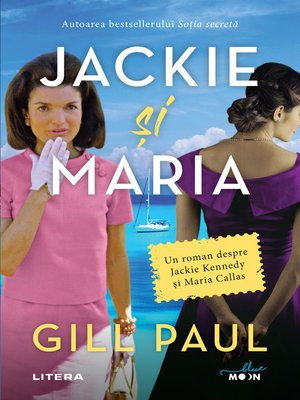 cover image of Jackie si Maria