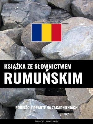 cover image of Książka ze słownictwem rumuńskim