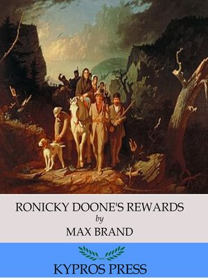 cover image of Ronicky Doone's Rewards
