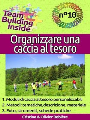 cover image of Organizzare una caccia al tesoro