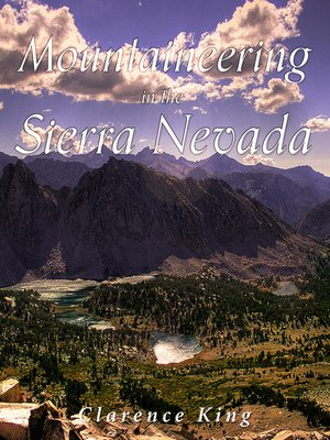 cover image of Mountaineering in the Sierra Nevada