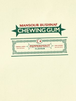 cover image of Chewing Gum