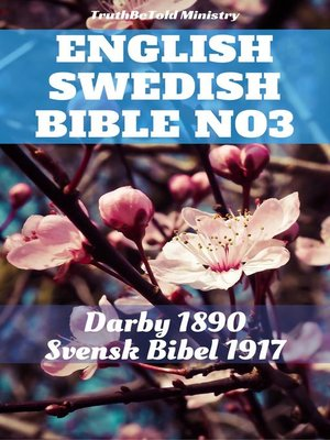 cover image of English Swedish Bible No3