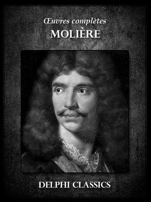 cover image of Oeuvres complètes de Molière