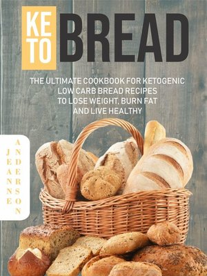 cover image of Keto Bread