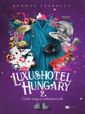 cover image of Luxushotel, Hungary 2.