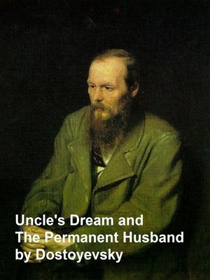 cover image of Uncle's Dream and the Permanent Husband