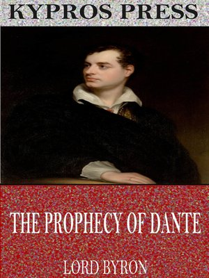 cover image of The Prophecy of Dante