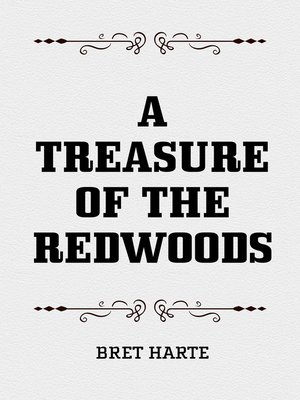 cover image of A Treasure of the Redwoods
