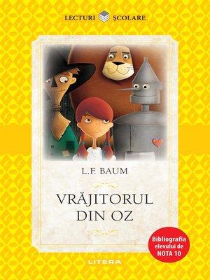 cover image of Vrăjitorul din Oz