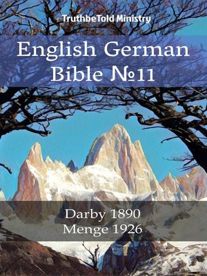 cover image of English German Bible №11