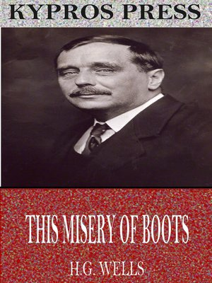 cover image of This Misery of Boots