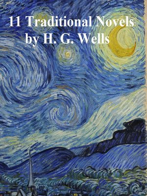 cover image of H.G. Wells
