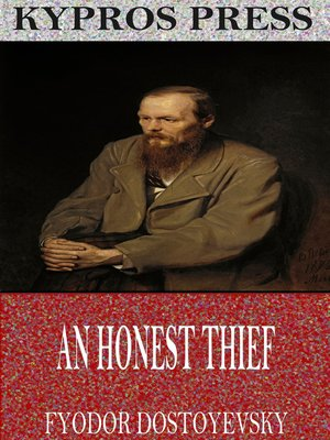 cover image of An Honest Thief
