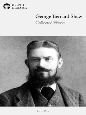 cover image of Delphi Works of George Bernard Shaw