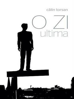 cover image of O zi. Ultima