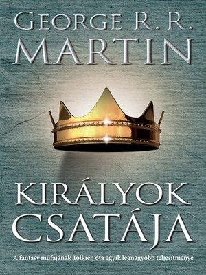 cover image of Királyok csatája