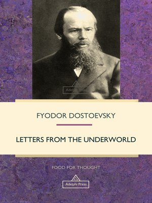 cover image of Letters from the Underworld