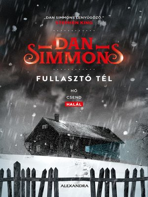 cover image of Fullasztó tél