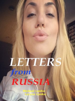 cover image of Letters from Russia