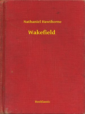cover image of Wakefield