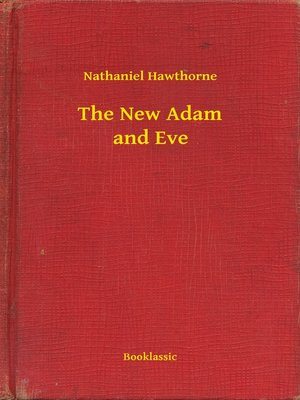 cover image of The New Adam and Eve
