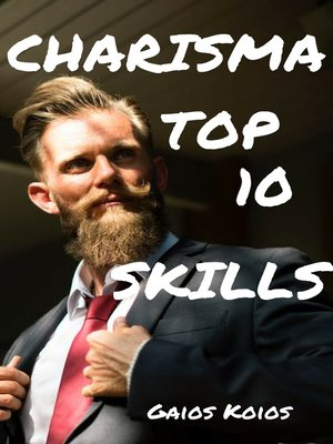 cover image of Charisma Top 10 Skills