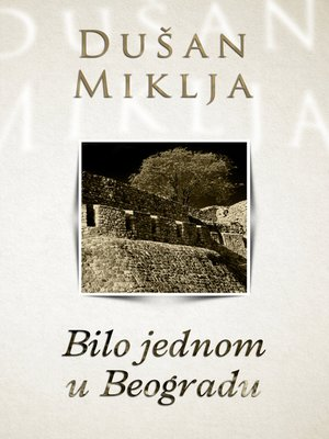 cover image of Bilo jednom u Beogradu