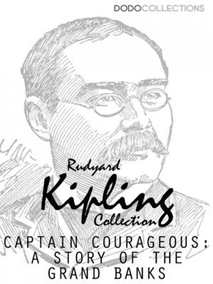 cover image of Captains Courageous: A Story of the Grand Banks