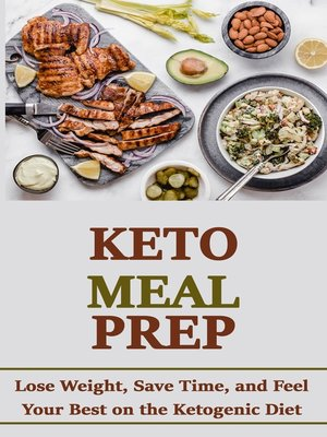 cover image of Keto Meal Prep