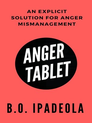 cover image of Anger Tablet
