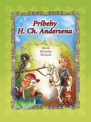 cover image of Príbehy H. Ch. Andersena