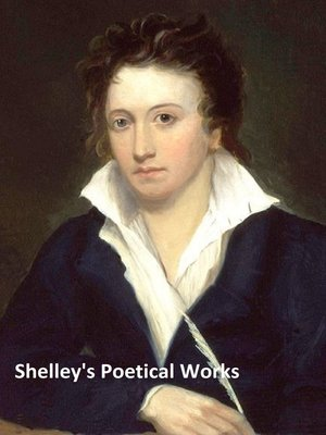 cover image of Shelley's Poetical Works