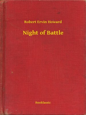 cover image of Night of Battle