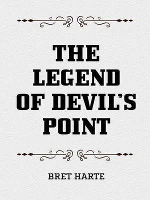 cover image of The Legend of Devil's Point