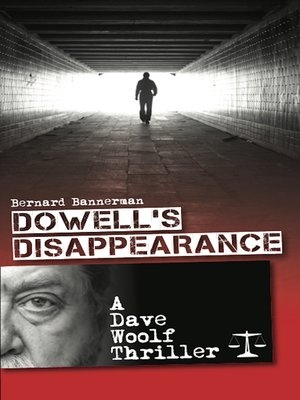 cover image of Dowell's Disappearance
