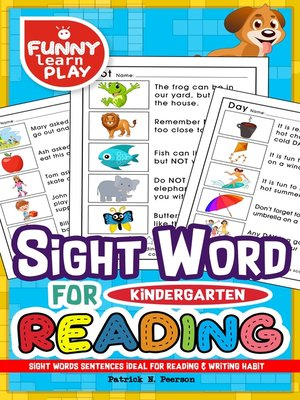 cover image of Sight Words Sentences