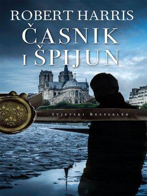 cover image of Časnik i špijun