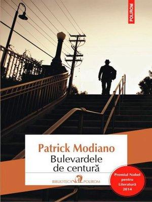 cover image of Bulevardele de centură