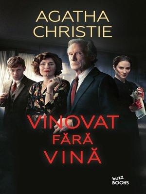 cover image of Vinovat fără vină