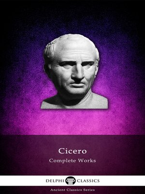 cover image of Delphi Complete Works of Cicero