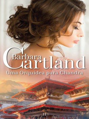 cover image of Uma Orquídea para Chandra
