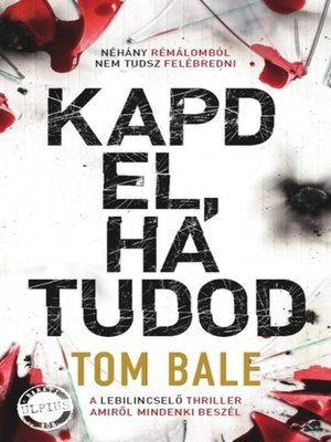 cover image of Kapd el, ha tudod